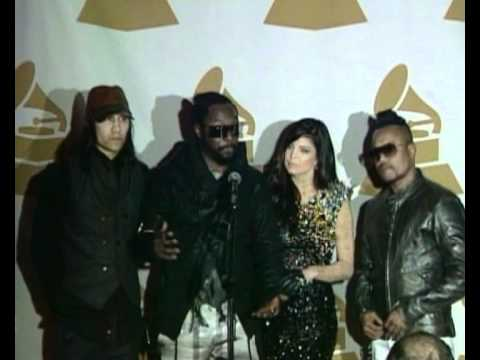 Black Eyed Peas interview on Grammy nominations