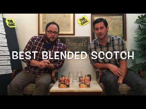 What's The Best Blended Scotch Whisky