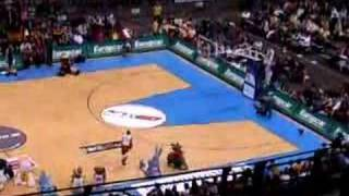 Download Video Rudy Mbemba - Dunking-Contest @German ASD 2007 MP3 3GP MP4