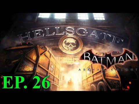 A FLIP OF A COIN - ARKHAM EPISODE - BATMAN: ARKHAM KNIGHT EPISODE 26