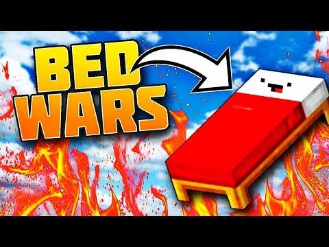 JE DÉCOUVRE LA NOUVELLE MISE À JOUR DU BEDWARS !! - Minecraft