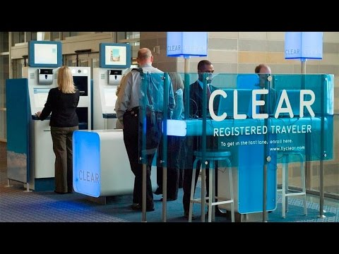 News Shot: Detroit Airport Uses New System To Control Travelers