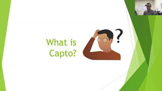 What is the Capto Putting Sensor
