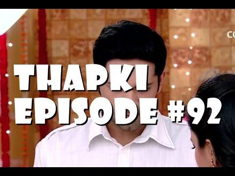 Thapki ANTV Episode 92 Hari Ini Dhruv Bikin Pernikahan Thapki   Bihan Diundur