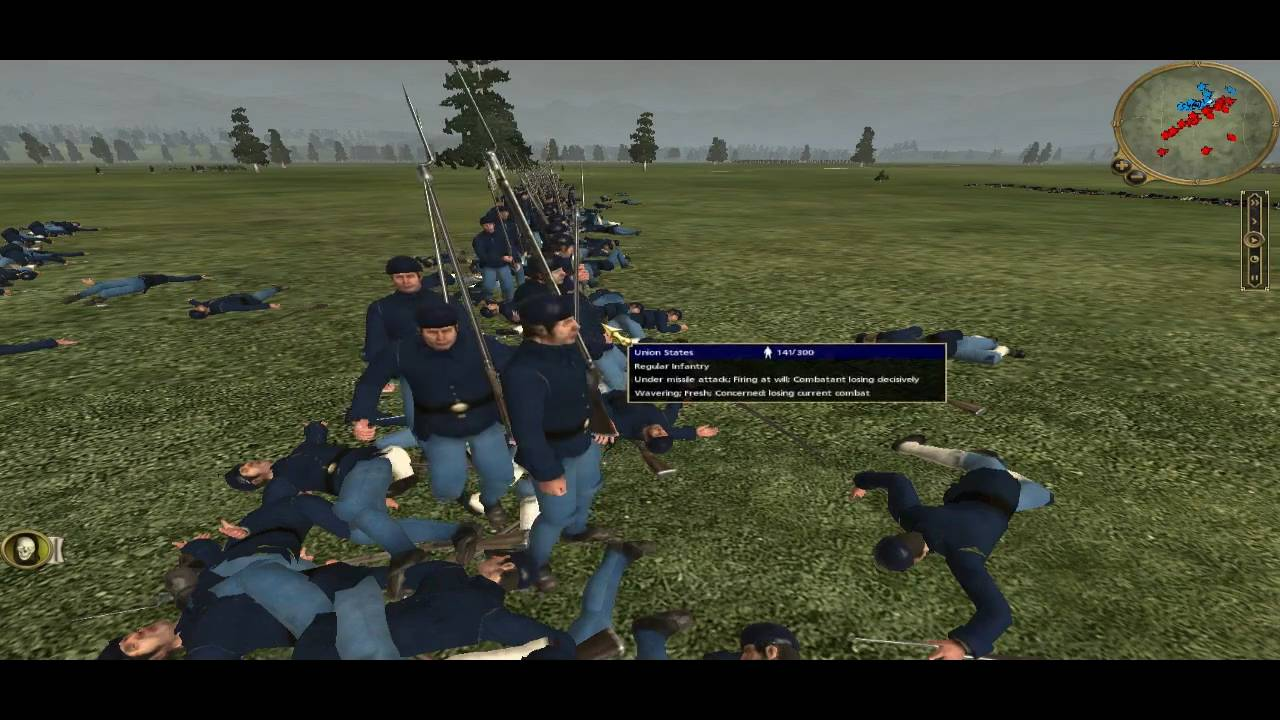 Empire: TW - CIVIL WAR MOD (2/2)