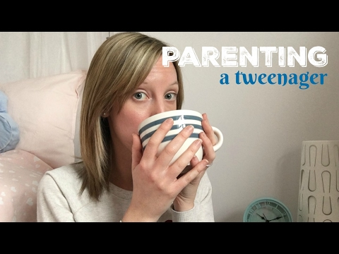 It's All Changing...Parenting A Tween