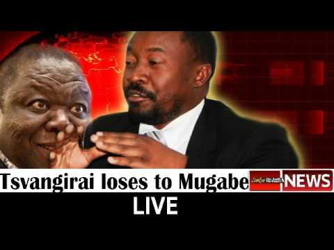 Tsvangirai Loses to Mugabe | BREAKING NEWS