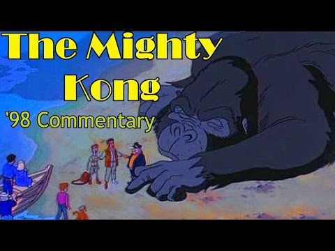The Addendum of Kong!- The Mighty Kong (1998) Commentary