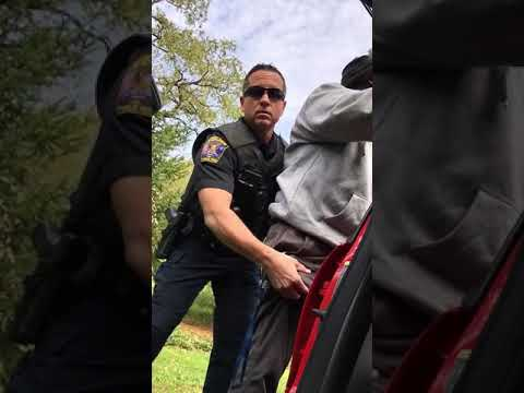 COPS GETS OWNED AND GETS TOLD TO READ HIS RIGHTS BECAUSE OF ILLEGAL SEARCH