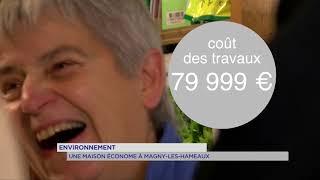 Environnement : une maison rénovée et économe à Magny-les-Hameaux