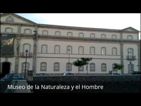Places to see in ( Santa Cruz de Tenerife - Spain ) Museo de la Naturaleza y el Hombre