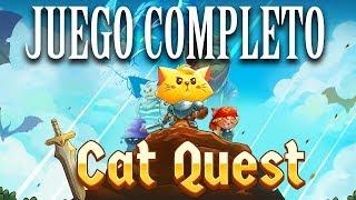 Video de CAT QUEST [JUEGO COMPLETO]