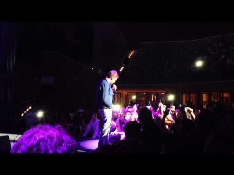 DAMON ALBARN - Lonely Press Play (live) - opening Roma 15/07/2014