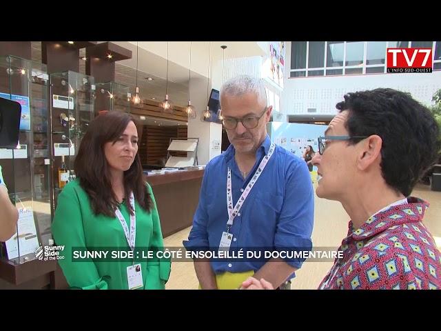 Sunny Side  le côté ensoleillé du documentaire 2