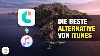 Die beste iTunes Alternative für Mac - iPhone und Macdaten einfach verwalten