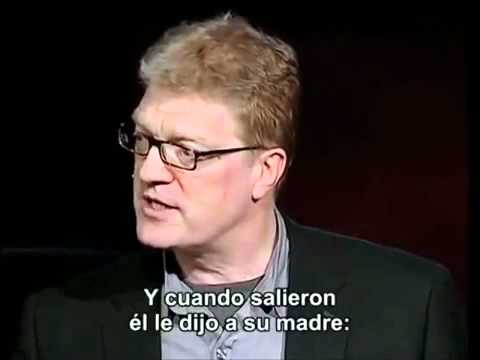 El fraude de la psiquiatría TDAH - Ken Robinson