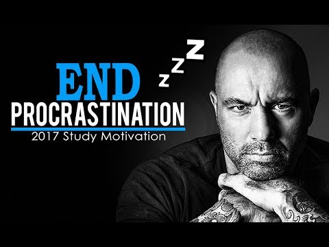 END PROCRASTINATION (ONCE AND FOR ALL) – STUDY MOTIVATION