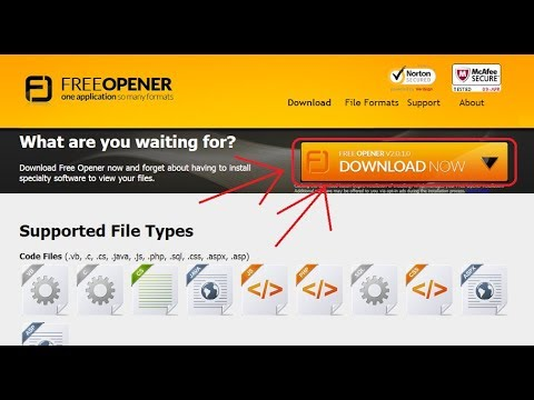 Free Opener Open Any File With One Software