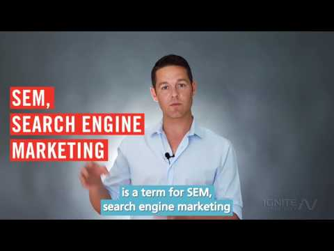 SEO vs SEM - The Difference Between SEO and SEM (Learn Now)