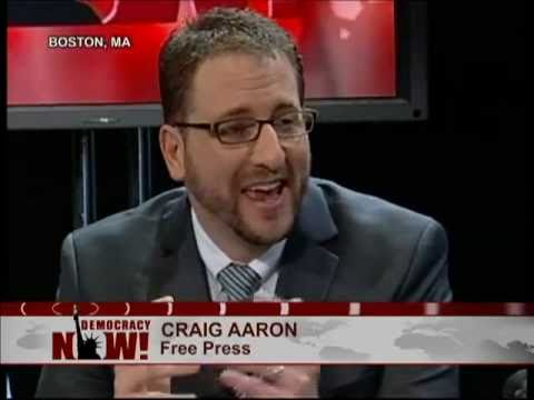 Craig Aaron of Free Press Speaks at National Media Reform Conference (Interview by Democracy Now!)