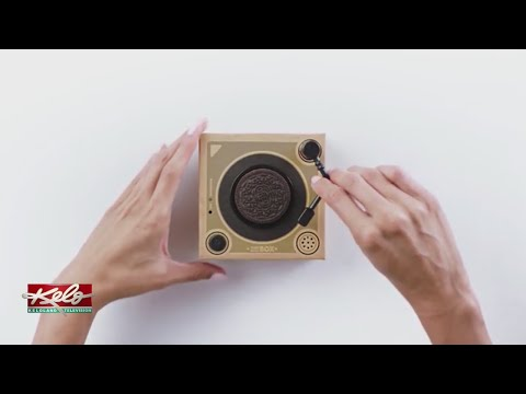 Oreo Music Box: A Cookie Record Player Mp3
