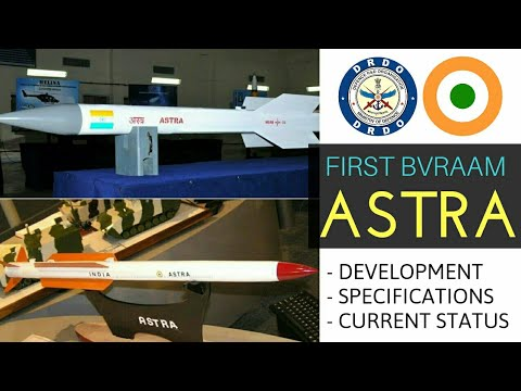 Astra Missile - All Updates About Astra BVRAAM Missile   DRDO Astra Missile Current Status (Hindi)