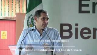 Entrega Cué apoyos por 400 mil pesos a productores de la Cuenca