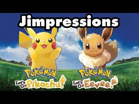Pokémon Let's Go Pikachu/Eevee - Mellow Yellow