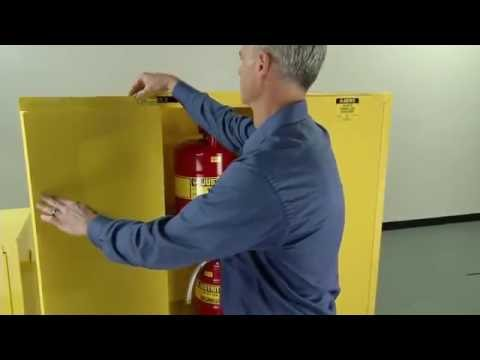 safety-cabinets-self-close-vs-manual-close
