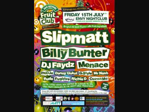 DJ G-Style - The Fruit Club Summer Allnighter - Promo Mix 20
