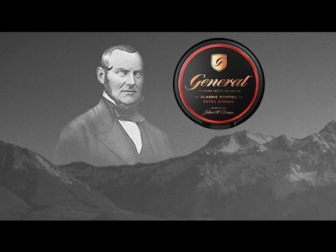 Snus review #113: General Classic Portion Extra Strong