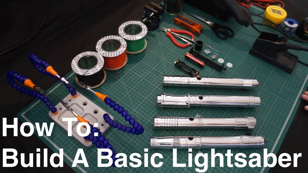 Diy tutorial how to build a basic custom krs kit stunt lightsaber diy tutorial how to build a basic custom krs kit stunt lightsaber youtube solutioingenieria Gallery
