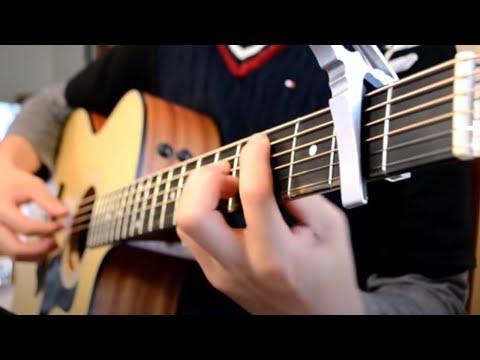 Styx Helix Slow Version - Re:Zero OST (Acoustic Guitar) [TABS]