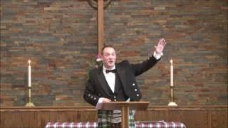 Pastor Matthew Means Sermon -