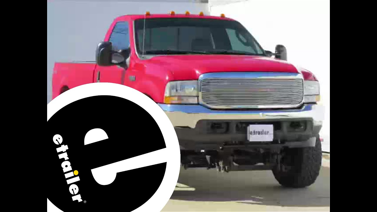 how to make f250 ride smoother
