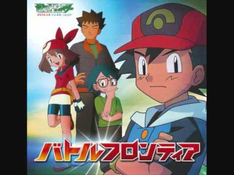 Pokémon Anime Song - Battle Frontier (Original Karaoke)