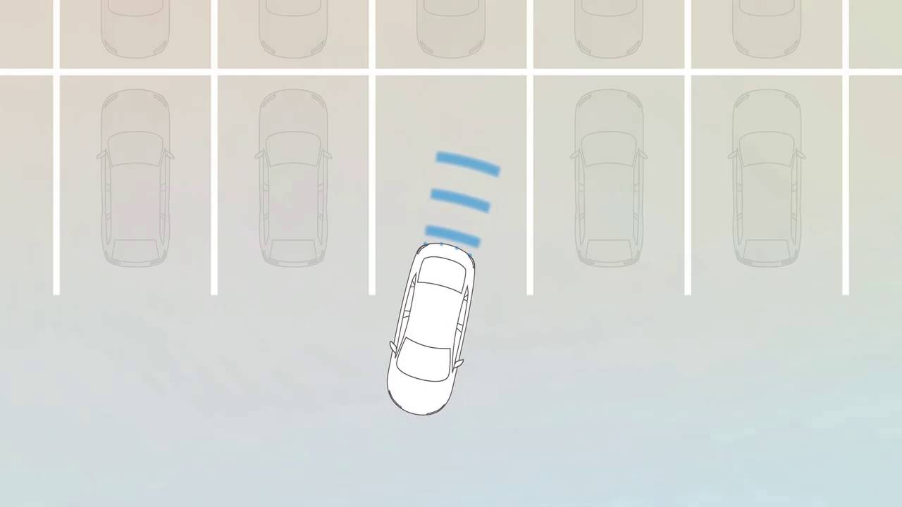 Rear Park Assist-How To Park A Car With 2017 Fiat 500