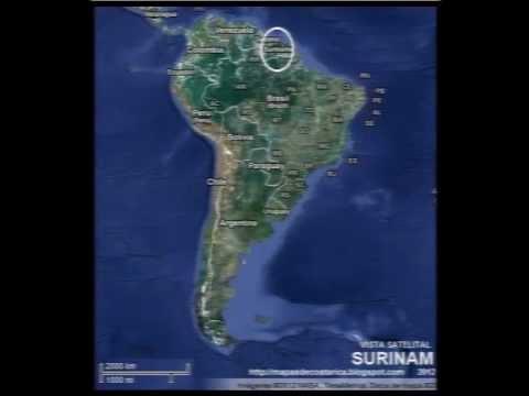 COLECCION DE MAPAS DE SURINAM1.wmv