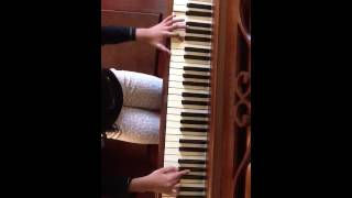Vande Mataram on Piano - Indian patriotic song