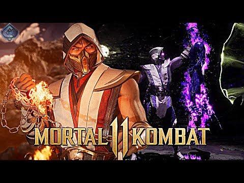 Mortal Kombat 11 Online  - BEST SCORPION BRUTALITIES!