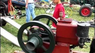 Old Machines, Kerosene Hit & Miss Engines
