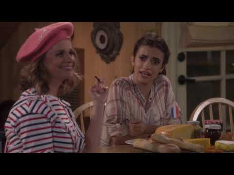 Fuller house S3E14 Ramona's Jewish and French Parents