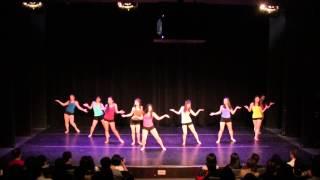 """Triple 8 Dance Company - Flashback: """"Easy as Apple Pie"""" - Aprilee Velez"""