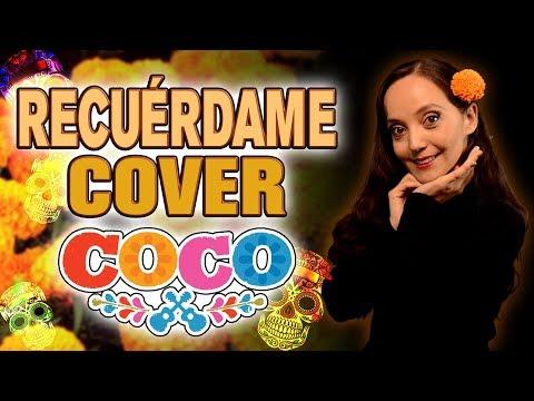 Recuérdame Coco Cover versión acústica con Letra | Ceci Suárez