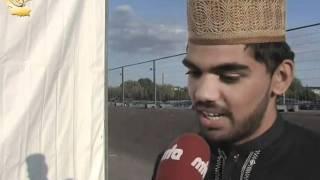 Interview Khurram Sahid National Ijtema Atfal ul Ahmadiyya 2010