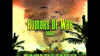 Rumors Of War Riddim Mix (Full) (Official Mix) Feat. Chuck Fenda, Naptali, Aima Moses (January 2018)