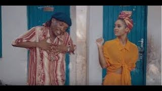 Barnaba X Vanessa Mdee - CHAUSIKU (Lyrics Video)