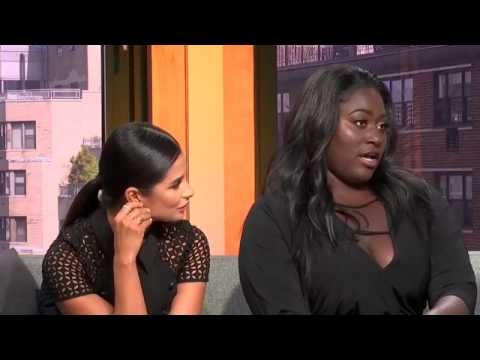 Visiting hours with the cast of Orange is the new Black