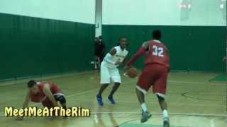 Anthony Barber EXPLODES For A 30pt 2nd Half At Hoop Group