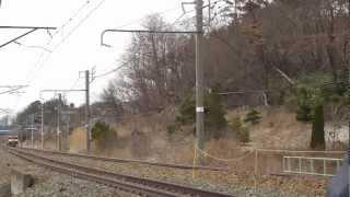 撮影日...3/23 撮影場所...しなの鉄道 小諸→御代田.
